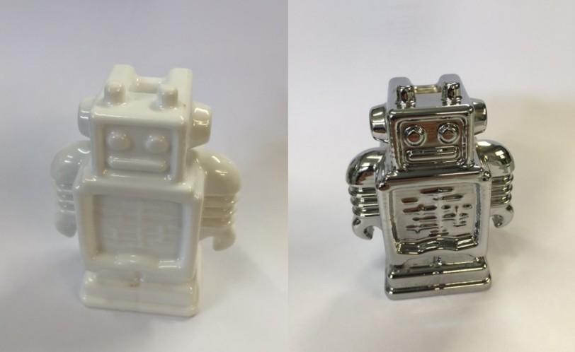 3D Drucken smoothing verchromen