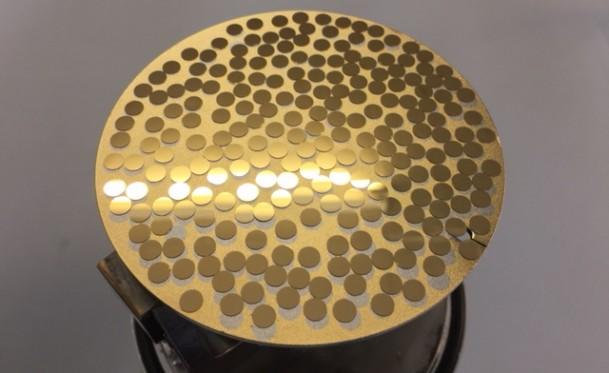 pvd gold bedampfen