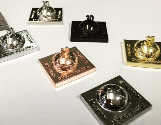 3D Druck galvanisiert metallisiert